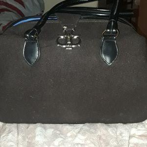 """Circa 1960's vintage Garay Doctor Bag """"carpet"""""""